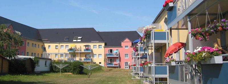 """WBG """"Oberland"""" Neugersdorf eG"""