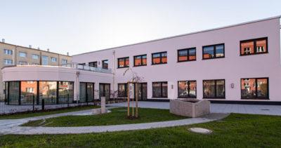 Neubau: Oswald-Richter-Straße 1 / Wohnpark Spreequelle