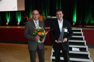 Hr. Weise und Hr. Füssel + Award