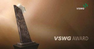VSWG Award 2016