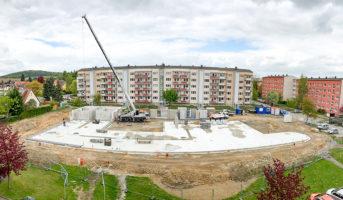 Beginn Rohbau (06.05.2019)