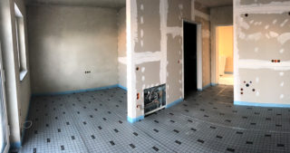 Innenansicht - Beispiel-Wohnung im OG, 1,5-Zimmer (22.01.2020)