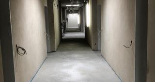 Innenansicht - Flur Wohnungen WBG im OG (20.02.2020)