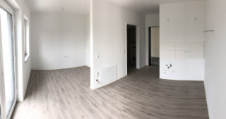 Innenansicht - Beispiel-Wohnung im OG, 1,5-Zimmer (26.06.2020)