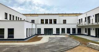 Außenansicht - Haupteingang (03.08.2020)