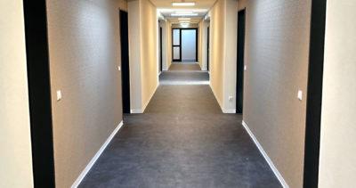 Innenansicht - Flur Wohnungen WBG im OG (16.09.2020)