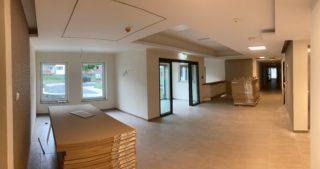 Innenansicht - Foyer (01.09.020)
