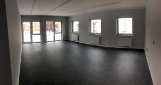 Innenansicht - Mitarbeiterraum Sozialstation Johanniter (17.07.2020)