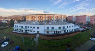 Außenanlagen fertig (06.11.2020)